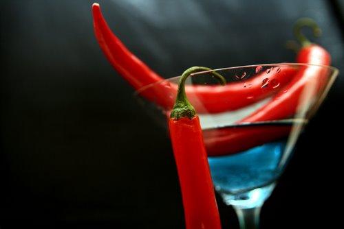 2011 schwar angesagt: scharfe Cocktails