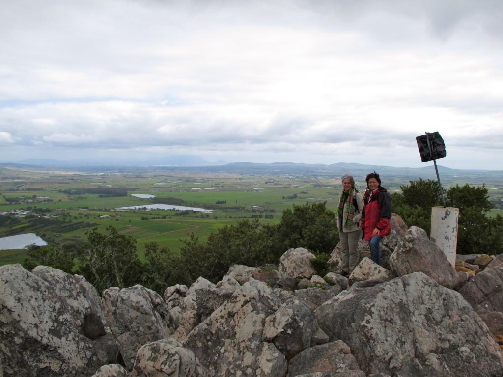 Wein & Wandern: Rund um Stellenbosch gibt es herrliche Trails