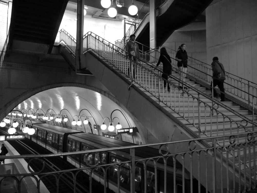 Paris Untergrund