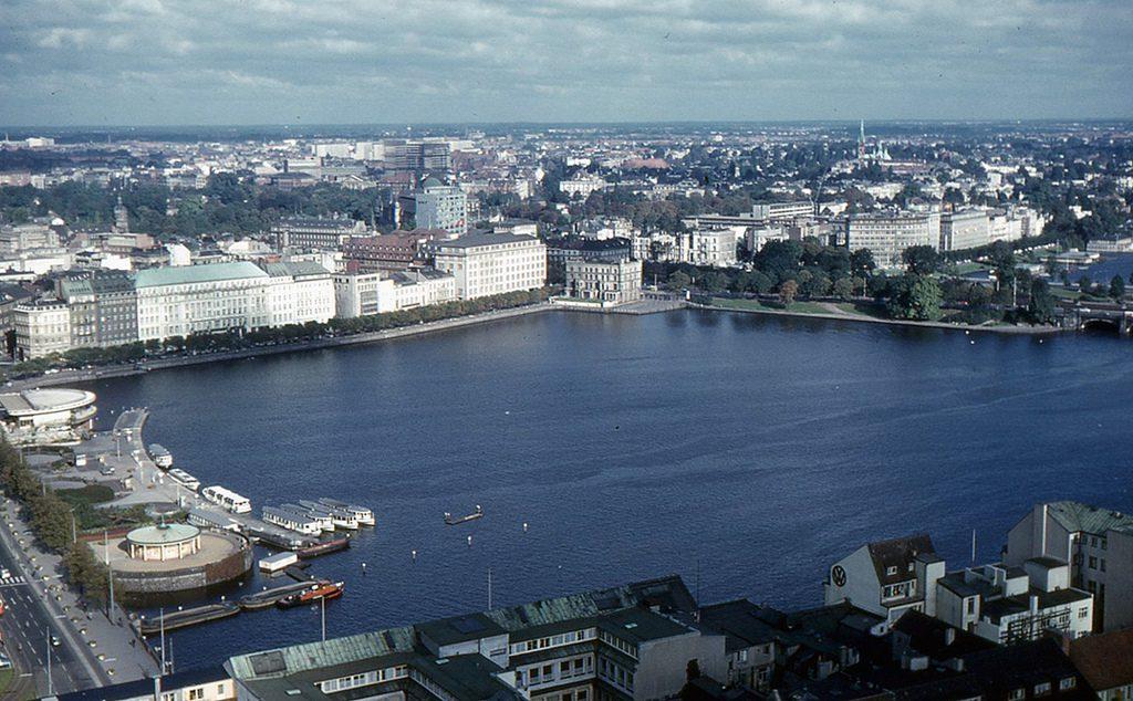 Lieblingsplätze … in Hamburg