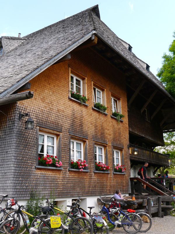 Raimartihof, das Berggasthaus am Feldberg