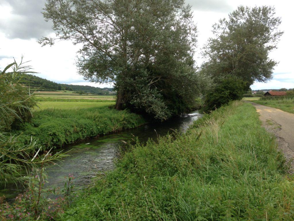 Romantisches Wasserbachtal