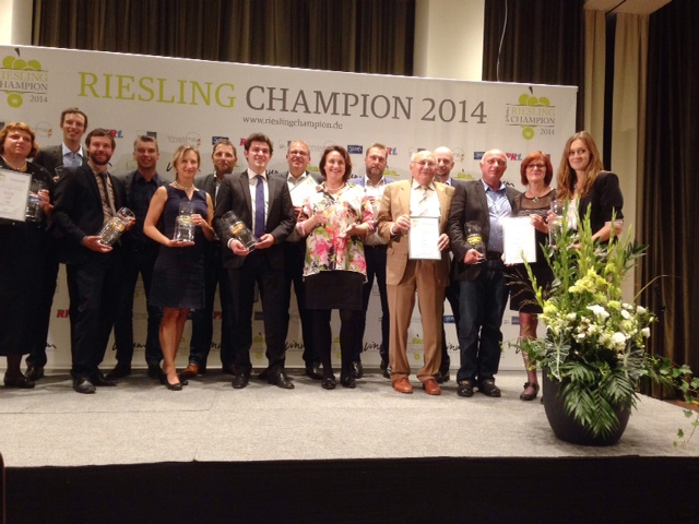 Riesling Champions 2014