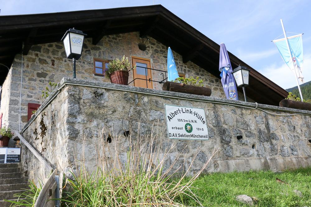 In 20 min von Spitzingsee aus zu erreichen: Albert-Link-Hütte