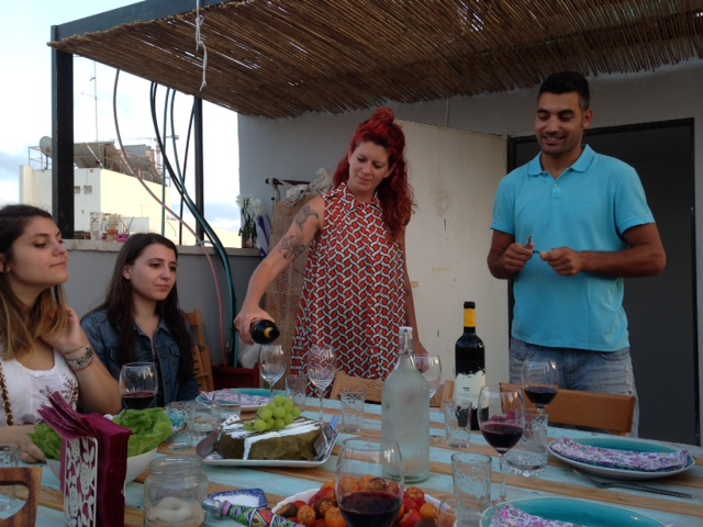 Eat with the locals: Dinner bei Nurit in Tel Aviv