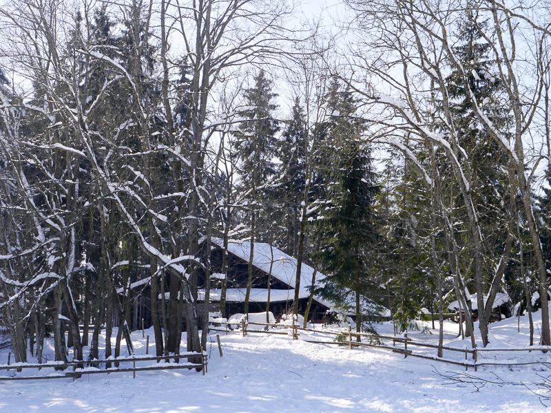 Traufgang Wintermärchen Schwäbische Alb