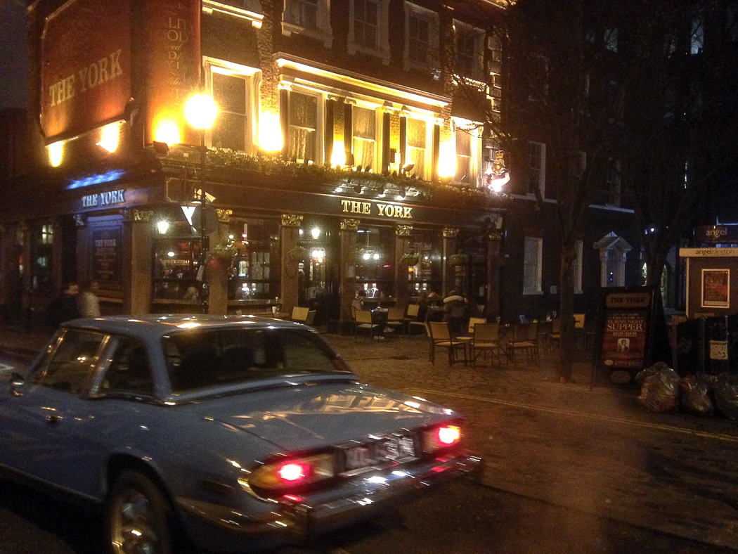 Pub The York London