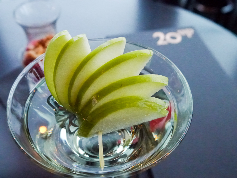 green apple martini 20up
