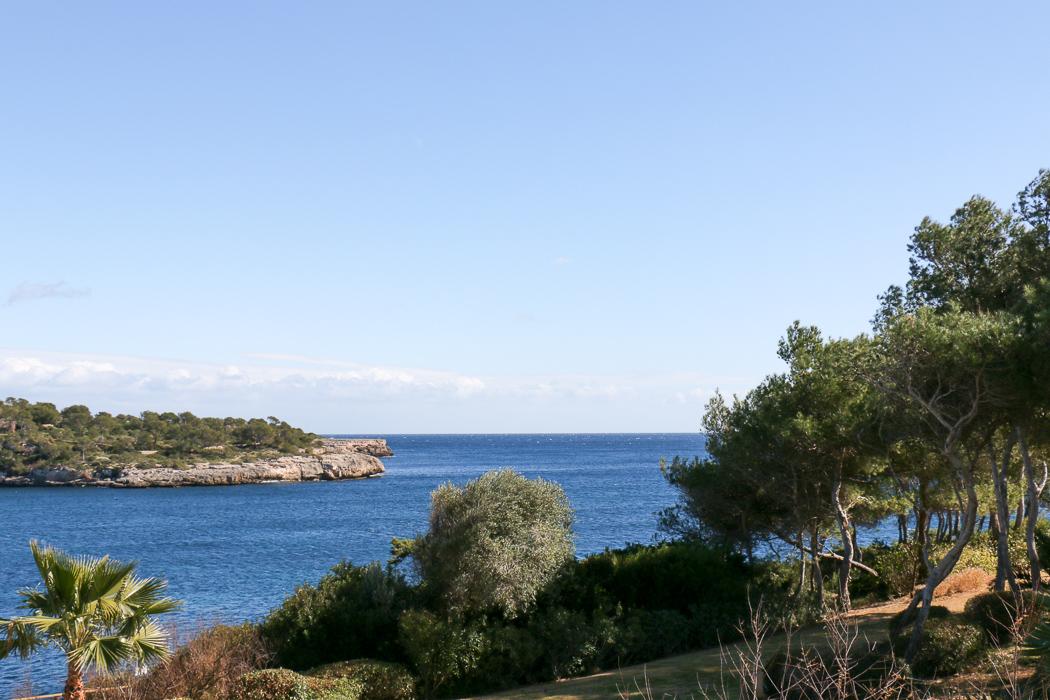 Mallorca, Porto Petro, Cala Mondrago