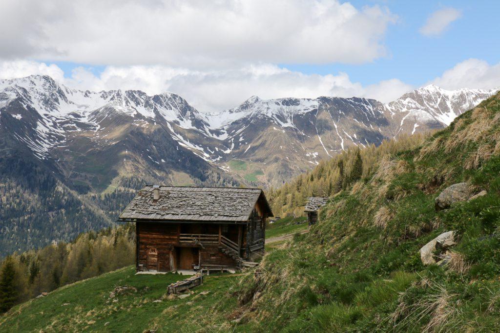 Hüttenwandern auf dem Almenweg 2000