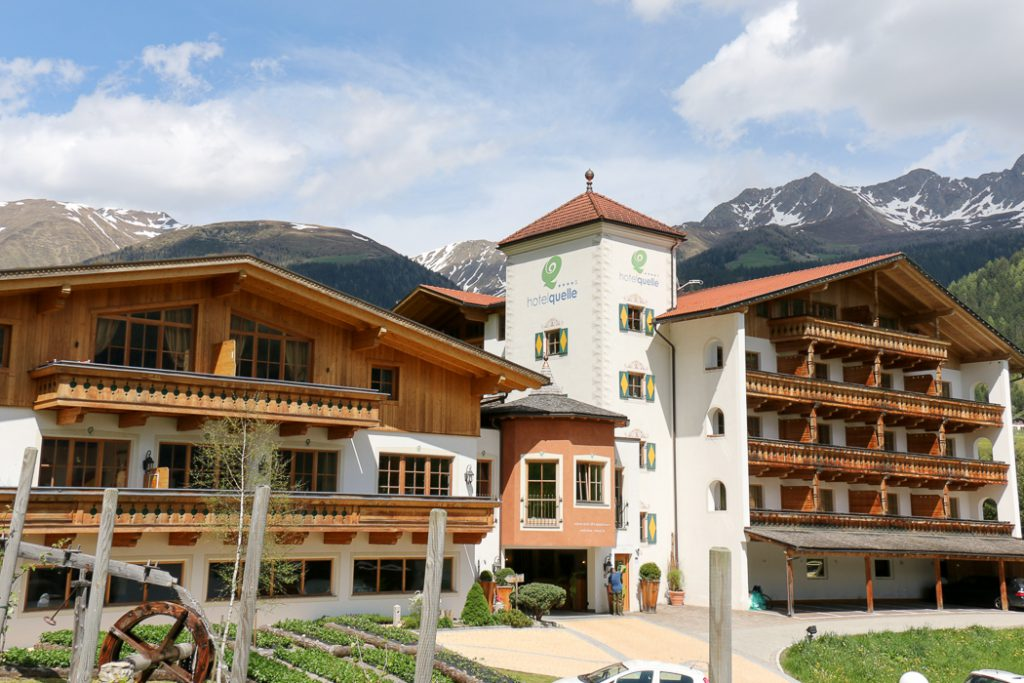Hotel Quelle im Gsieser Tal