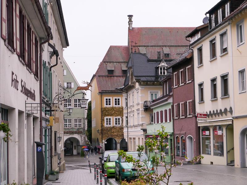 Isny Altstadt