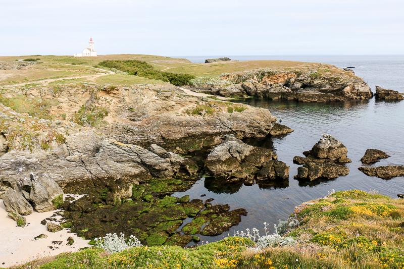 Belle-Île, Côte Sauvage