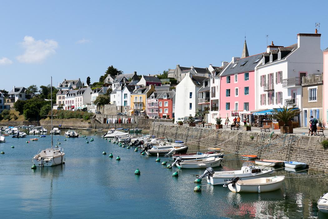 Sauzon, Bretagne