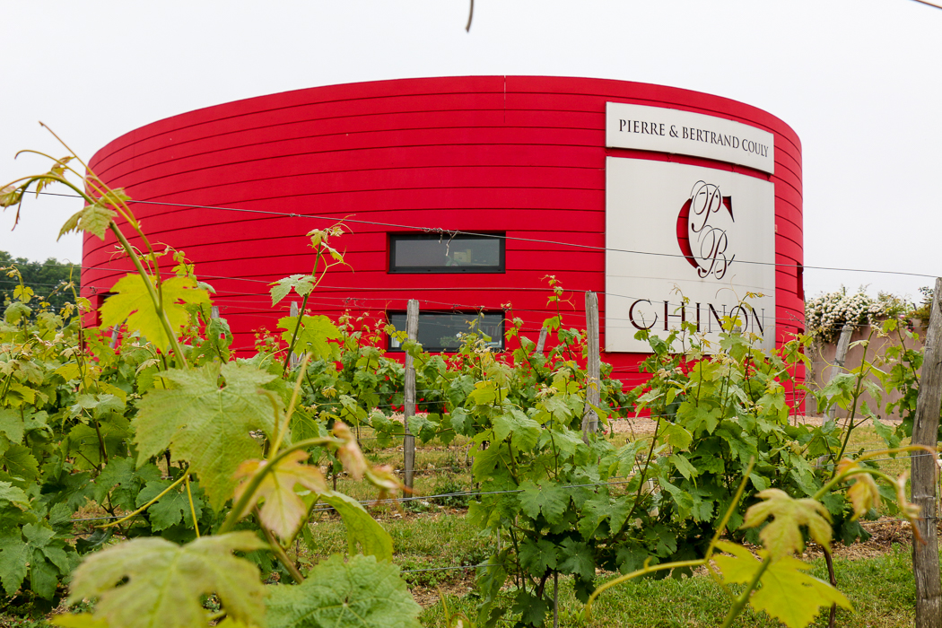 Weingut Couly in Chinon
