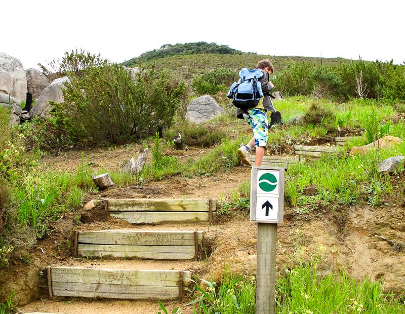 Klapmutskop Trail