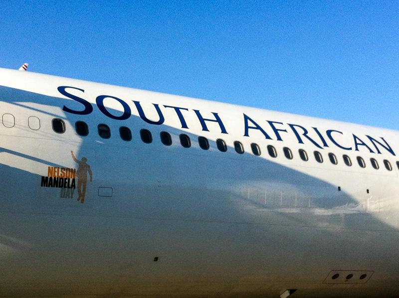 südafrika airline