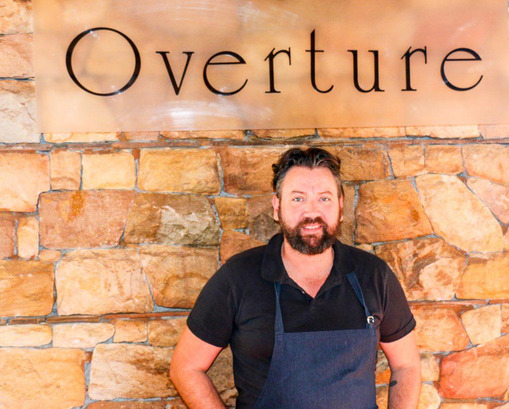 Overture: Menü mit Aussicht