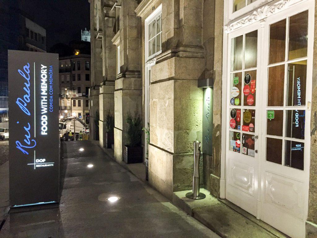 DOP. Das beste Restaurant in Porto?