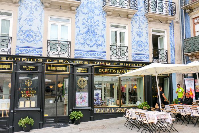 Rua das Flores, Porto