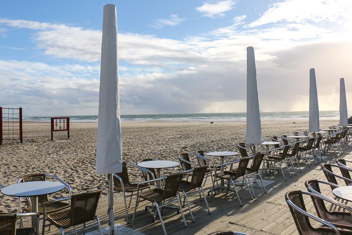 Strand in Mathosinhos