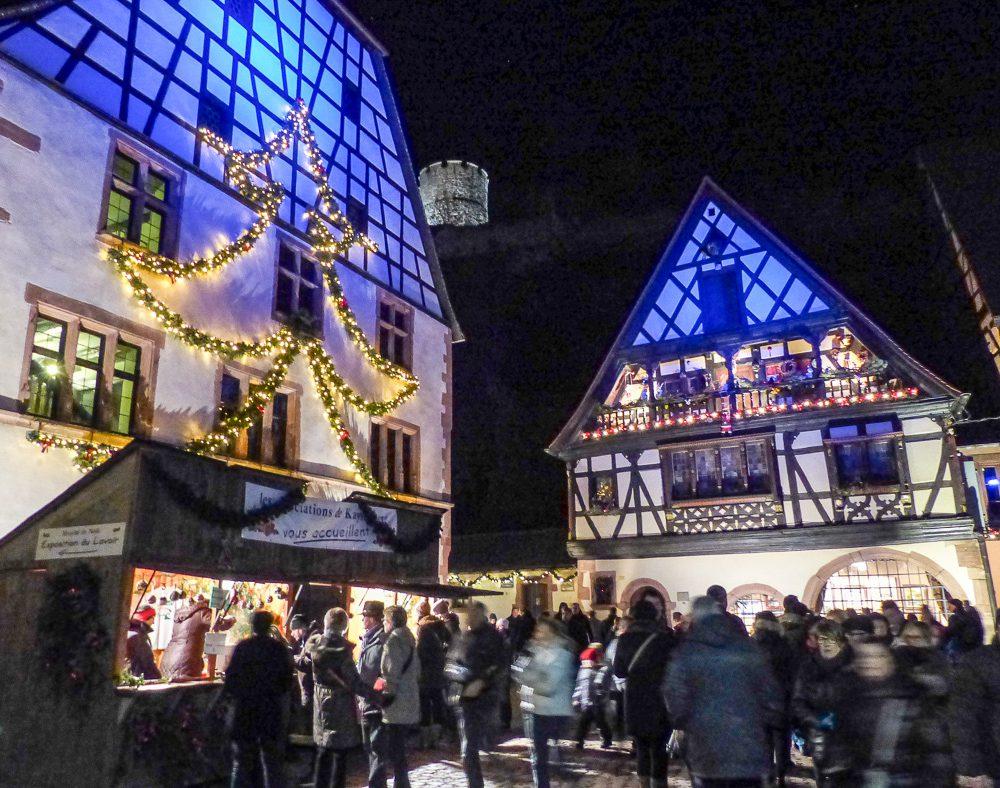 La Magie de Noël: Adventszauber im Elsass