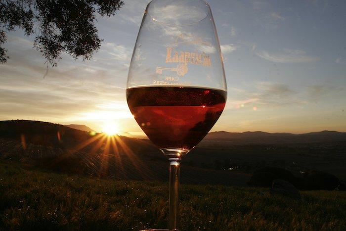 Bottelary Hills Wine Centre, Stellenbosch, Südafrika