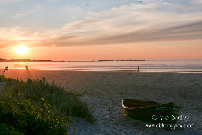 sunset paternoster