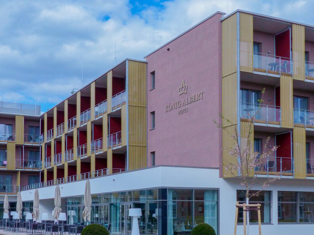 Hotel König Albert, Bad Elster im Vogtland