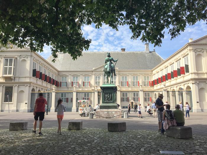 Noordeinde Palast
