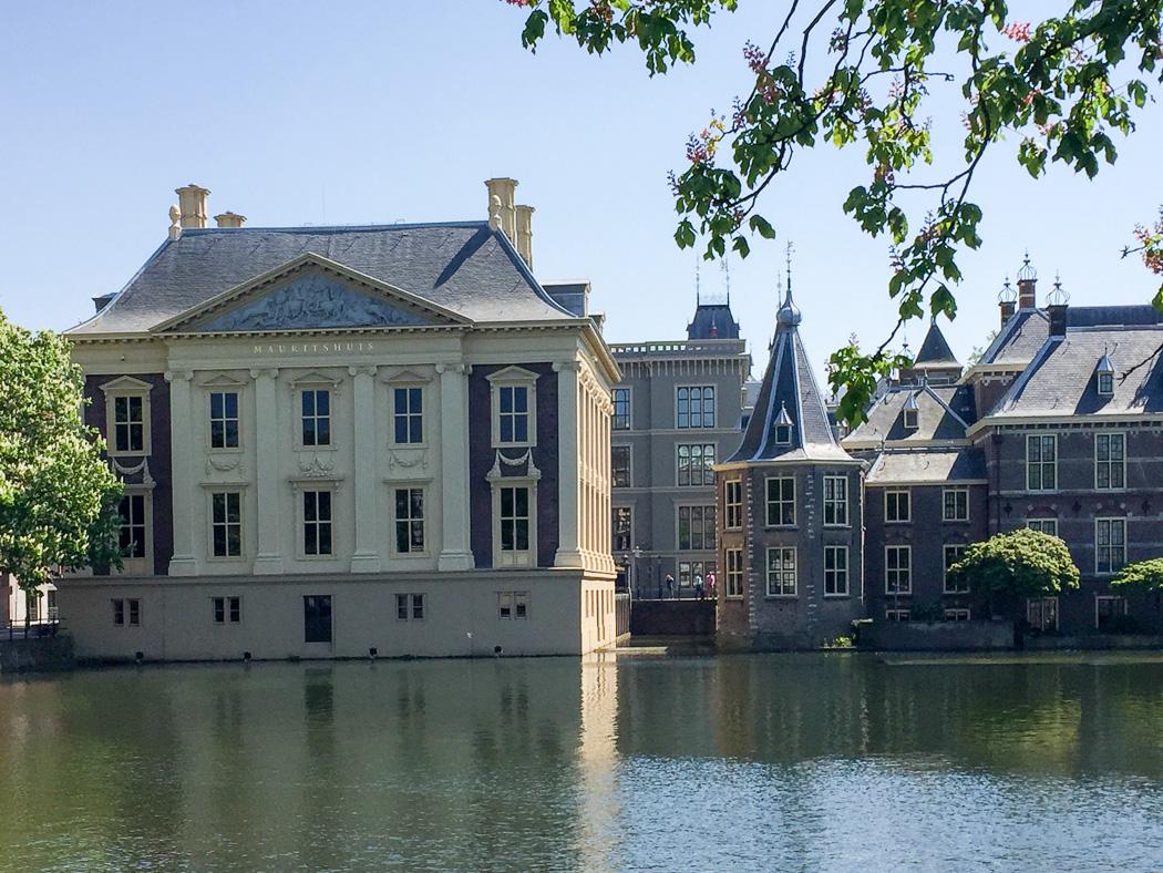Mauristhuis & Binnenhof