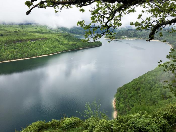 Lac des Vouglans