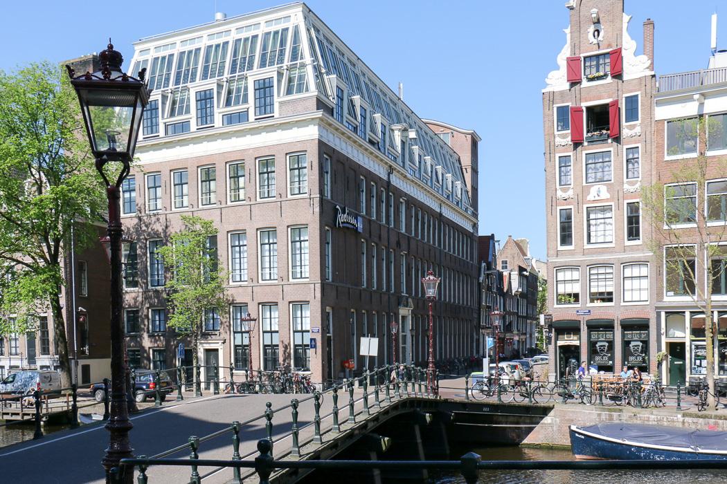 Radisson Blu, Amsterdam