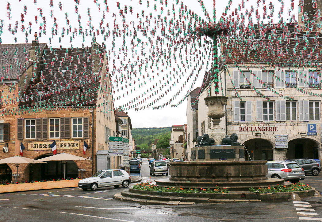 Arbois, Franche-Comté