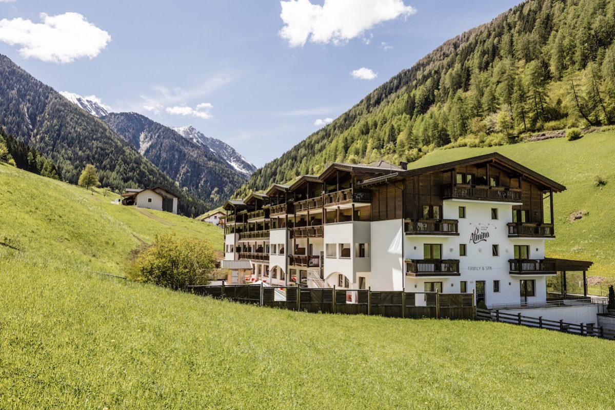 Hotel Almina im Jaufental, Südtirol