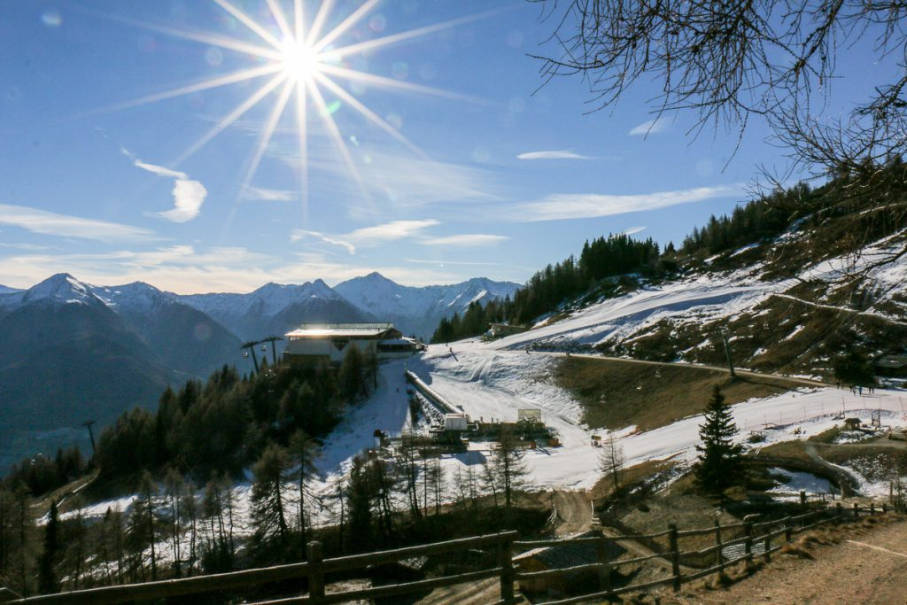 Südtirol: Winterwandern in Sterzing-Ratschings +Video