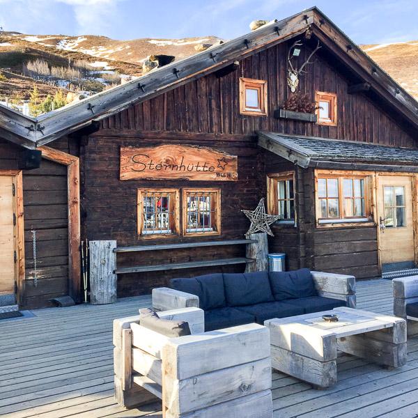 Sternhütte auf dem Rosskopf
