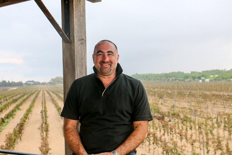 """Karl und sein Team vom Weingut Meridiana keltert """"Weltklasse-Wein mit maltesischen Charakter"""""""
