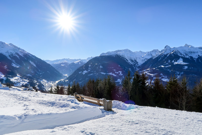 Winter im Montafon