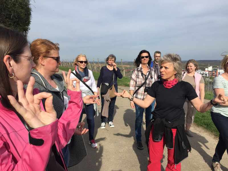 Breath Walk – gesundes Wandern mit Yoga-Elementen