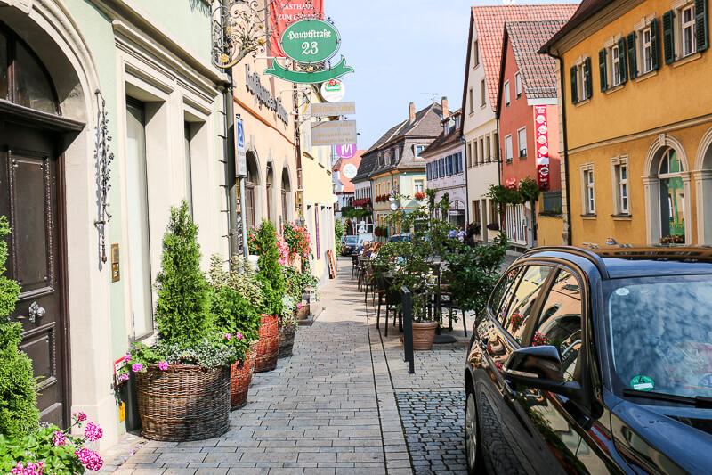 Weinort Volkach