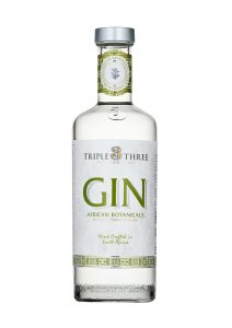 Triple Three African Botanicals Gin