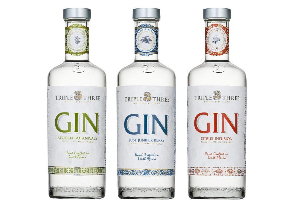 Triple Three Gin – Vielfalt aus Südafrika
