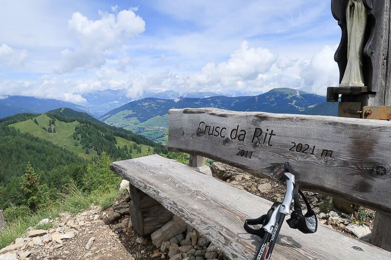 Ritspitze, La Val - Tru di Pra