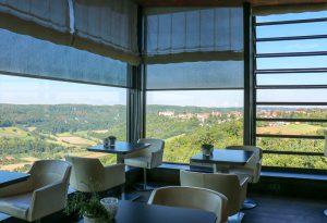 Restaurant im Turm