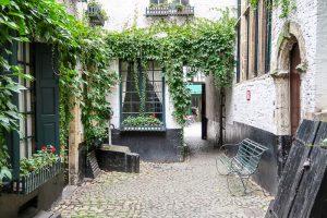 Innenhof in Antwerpen