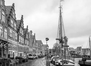 Hoorn am Hafen
