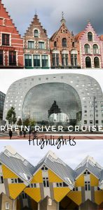 Flusskreuzfahrt auf dem Rhein – Highlights #rivercruise #flusskreuzfahrt #arosa #rhein