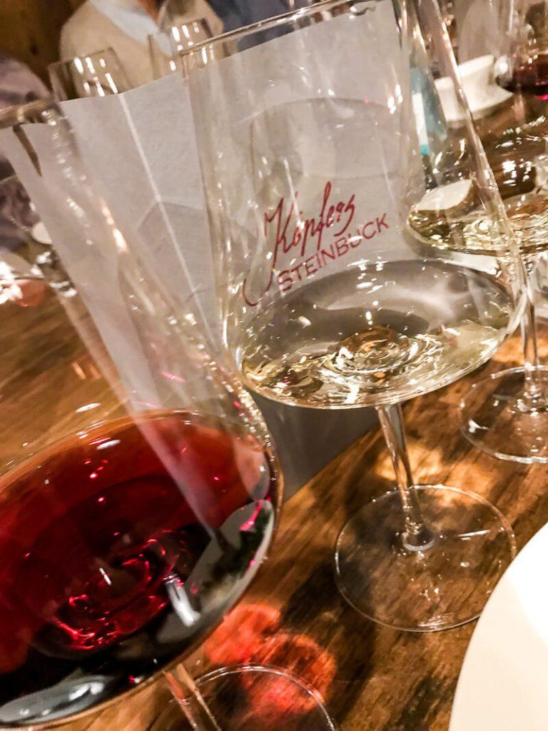 Begleitende Burgunder zum Essen – von Chardonnay bis Pinot Noir