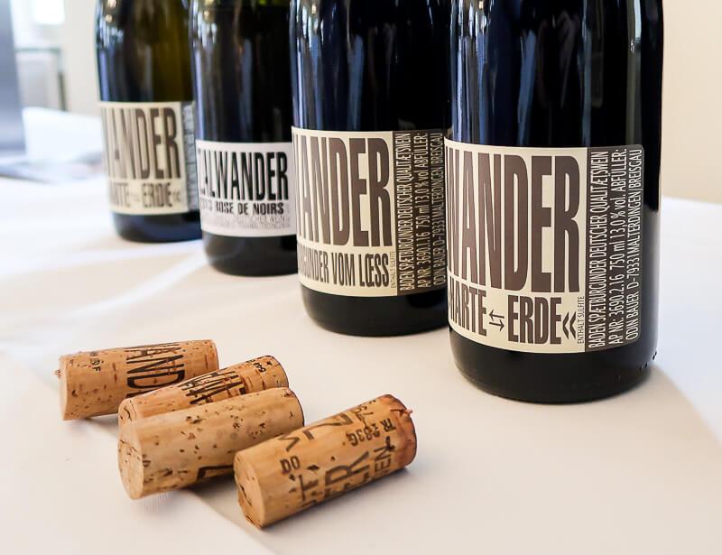 Weine vom Weingut Zalwander, Breisgau